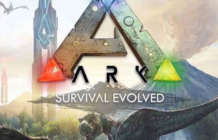 سی دی کی اورجینال ARK Survival Evolved