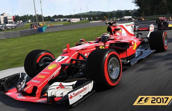 سی دی کی اورجینال F1 2017 استیم