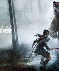 سی دی کی Rise of the Tomb Raider Season Pass