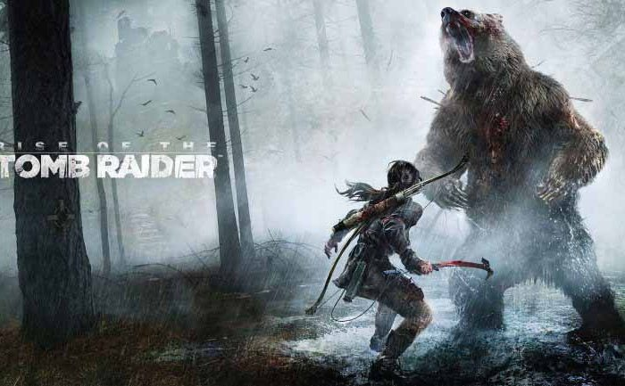 سی دی کی Rise of the Tomb Raider Season Pass