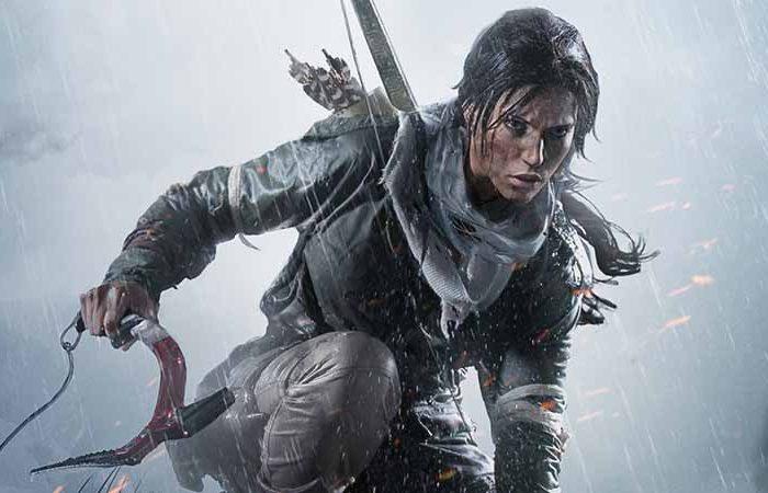 سی دی کی اورجینال Rise of the Tomb Raider 20 Year Celebration Edition