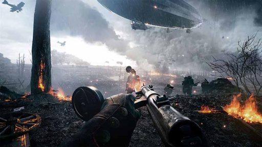 سی دی کی اورجینال Battlefield 1 Standard Edition