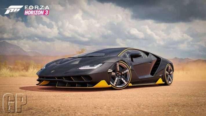 سی دی کی اورجینال Forza Horizon 3
