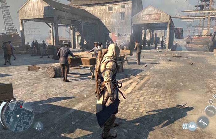 سی دی کی اورجینال Assassins Creed 3