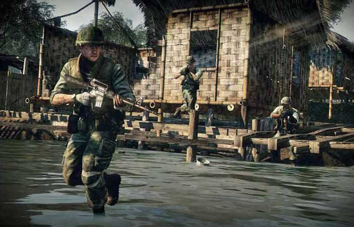 سی دی کی اورجینال Battlefield Bad Company 2 (اوریجین)