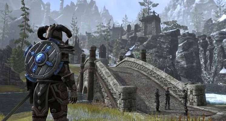 سی دی کی اورجینال The Elder Scrolls Online Tamriel Unlimited