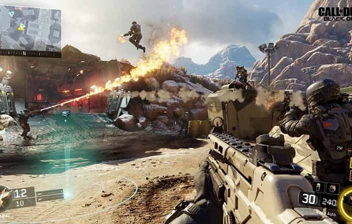 سی دی کی اورجینال Call of Duty Infinite Warfare
