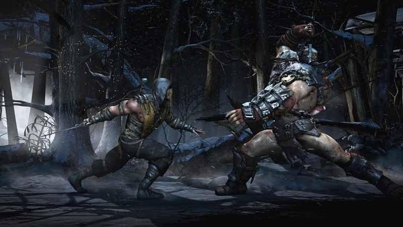 سی دی کی اورجینال Mortal Kombat X Premium Edition