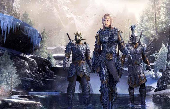 سی دی کی اورجینال The Elder Scrolls Online Tamriel Unlimited