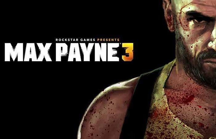 سی دی کی اورجینال Max Payne 3 (مکس پین 3)