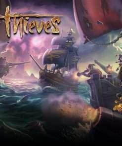 سی دی کی اورجینال Sea of Thieves