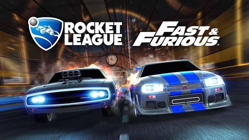 دی ال سی های بازی Rocket League DLC