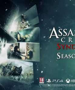 سی دی کی Assassin's Creed Syndicate Season Pass (سیزن پس بازی)