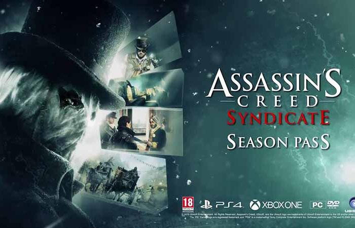 سی دی کی Assassin's Creed Syndicate Season Pass (سیزن پس بازی)