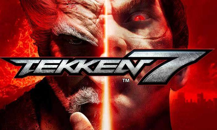 سی دی کی اورجینال Tekken 7 (تیکن 7)