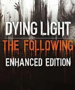 سی دی کی اورجینال Dying Light The Following Enhanced Edition