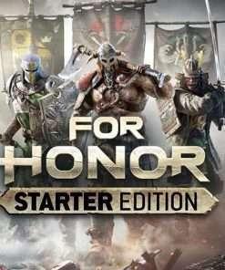 سی دی کی اورجینال For Honor Starter Edition