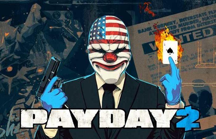 سی دی کی اورجینال Payday 2