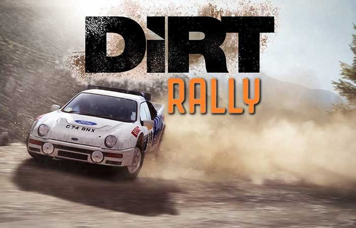 سی دی کی اورجینال DiRT Rally
