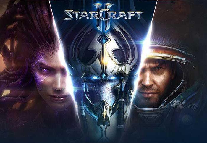 سی دی کی اورجینال StarCraft 2 Battlechest