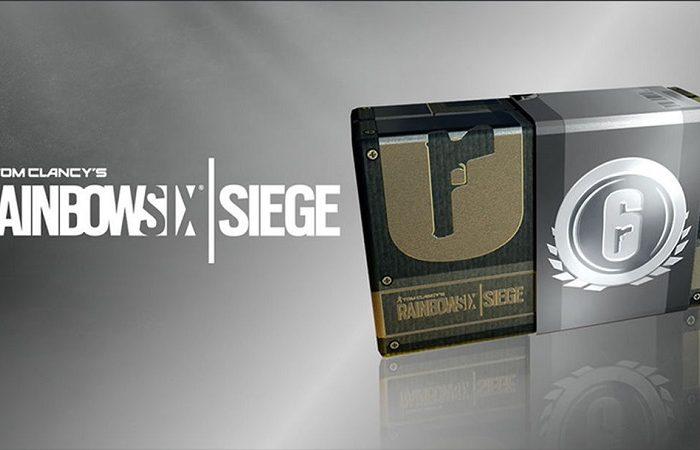 کردیت Rainbow Six Siege 1200 Credits