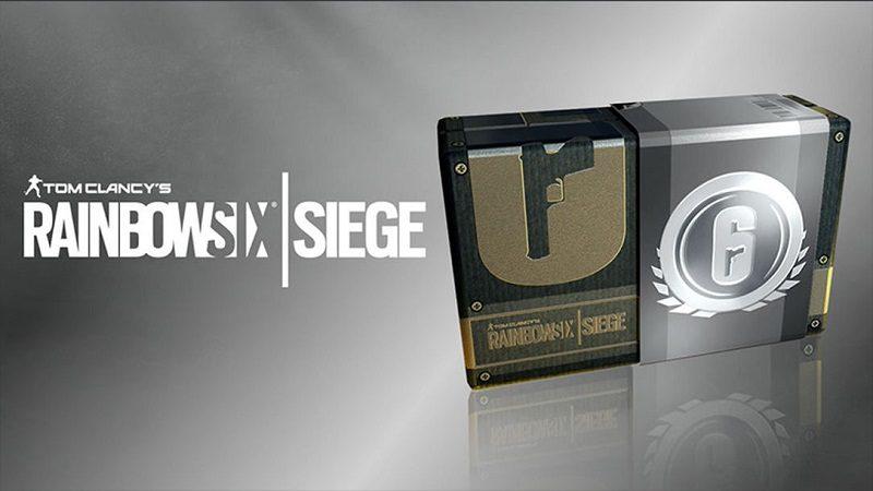 کردیت Rainbow Six Siege 2760 Credits | کردیت 2460 تایی