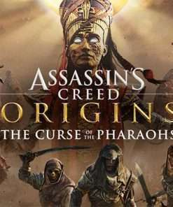 دی ال سی Assassins Creed Origins The Curse Of The Pharaohs