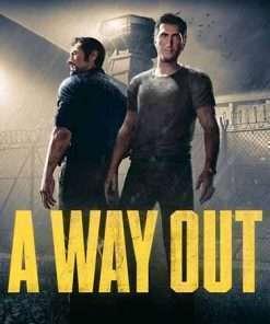 سی دی کی اورجینال A Way Out