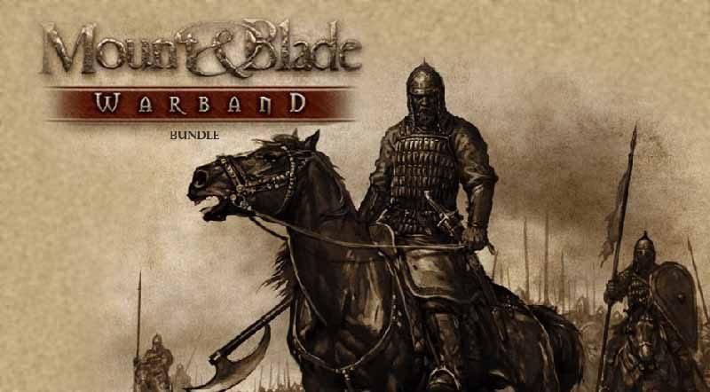 سی دی کی اورجینال Mount & Blade Warband