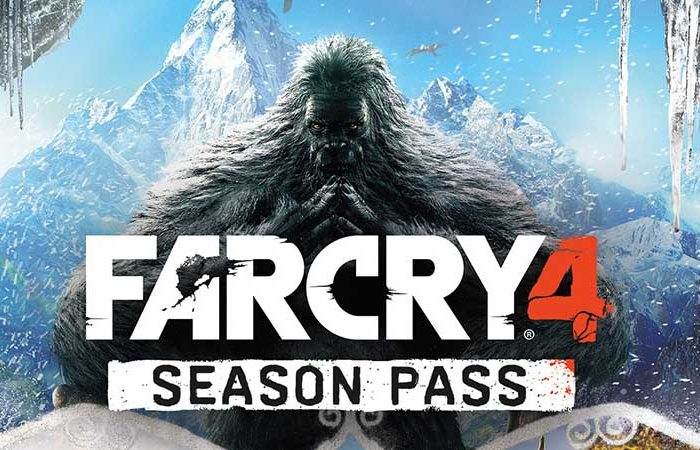 سی دی کی Far Cry 4 Season Pass