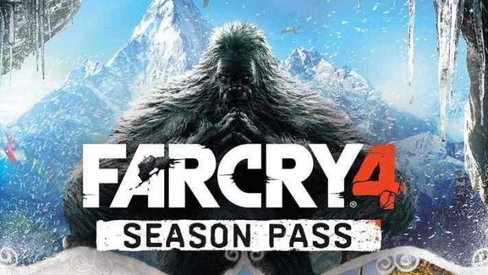 سی دی کی Far Cry 4 Season Pass