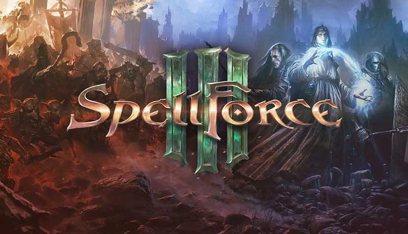 سی دی کی اورجینال SpellForce 3