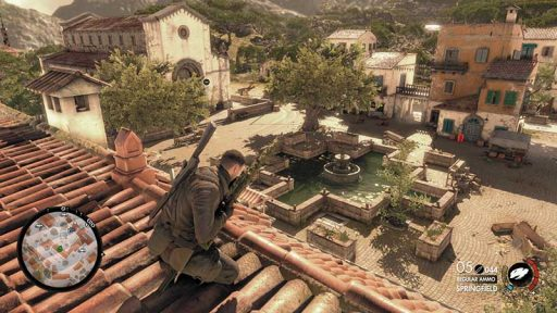 سی دی کی اورجینال Sniper Elite 4
