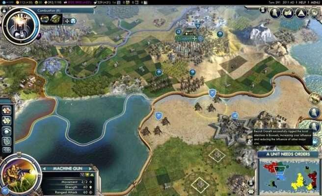 سی دی کی اورجینال Civilization V