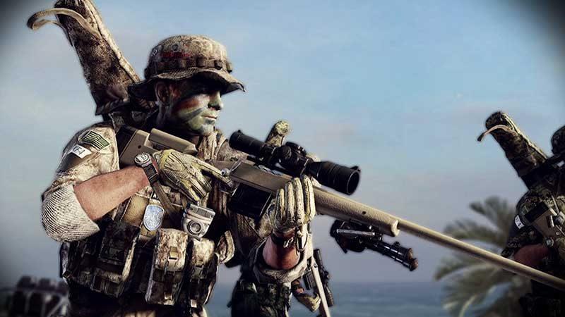 سی دی کی اورجینال Medal of Honor Warfighter