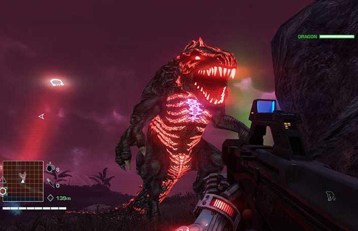 سی دی کی اورجینال Far Cry 3 Blood Dragon