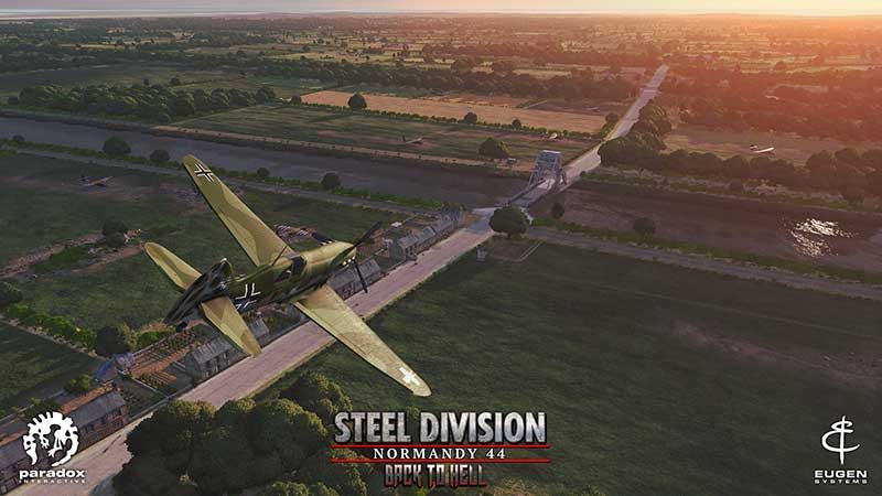 سی دی کی اورجینال Steel Division Normandy 44