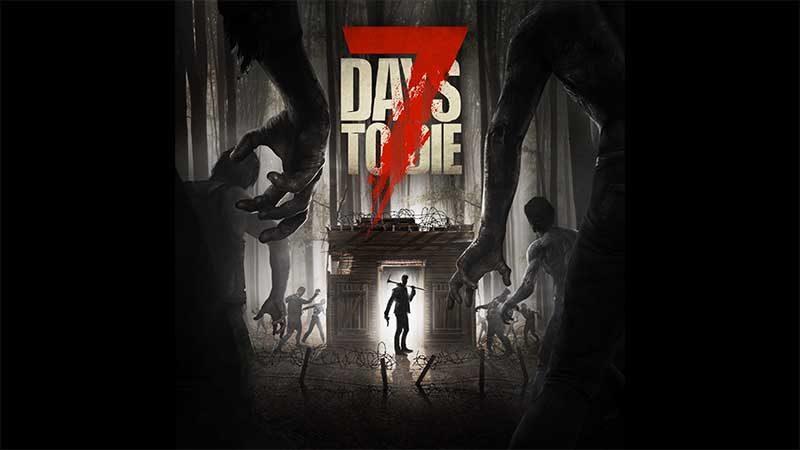سی دی کی اورجینال بازی 7 Days to Die