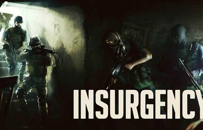 سی دی کی اورجینال بازی Insurgency