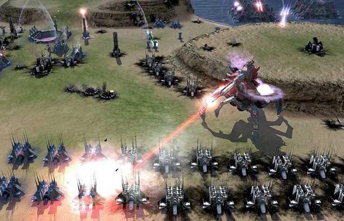 سی دی کی اورجینال Supreme Commander 2