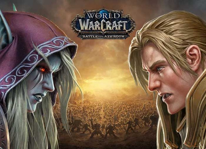 سی دی کی اورجینال World of Warcraft Battle for Azeroth