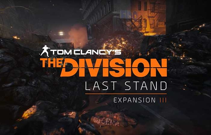 سی دی کی اورجینال Tom Clancy's The Division Last Stand