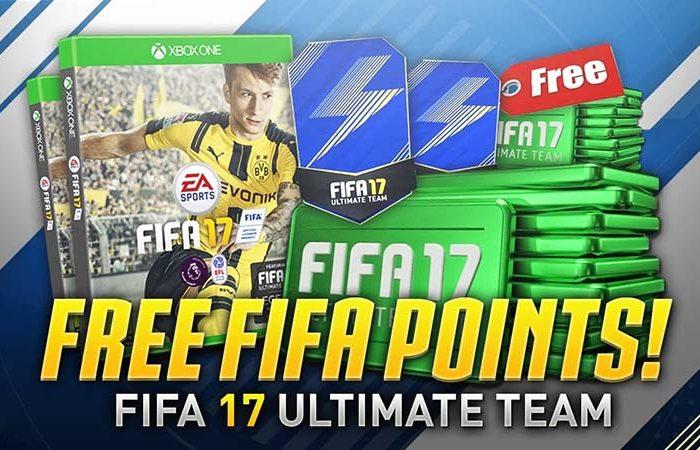 پوینت فیفا 17 آلتیمیت تیم (FIFA 17 12000 FUT Point)