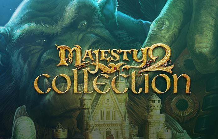 سی دی کی اورجینال بازی Majesty 2 Collection