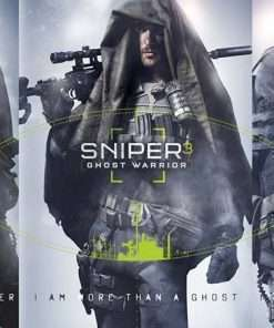 سی دی کی Sniper Ghost Warrior 3 Season Pass (سیزن پس بازی)