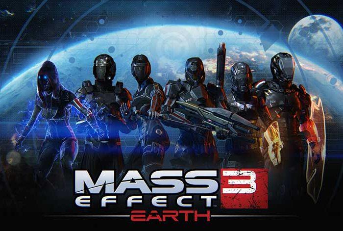 سی دی کی اورجینال بازی Mass Effect 3