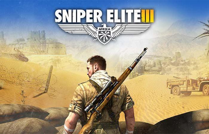 سی دی کی اورجینال بازی Sniper Elite 3
