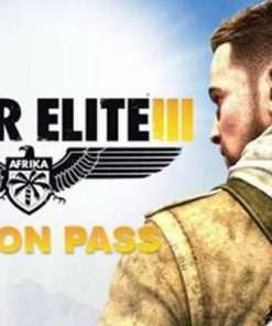 سی دی کی اورجینال Sniper Elite 3 Season Pass (سیزن پس)