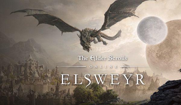 سی دی کی The Elder Scrolls Online Summerset / Morrowind / Elsweyr Upgrade DLC