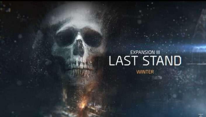 سی دی کی اورجینال Tom Clancy's The Division Last Stand